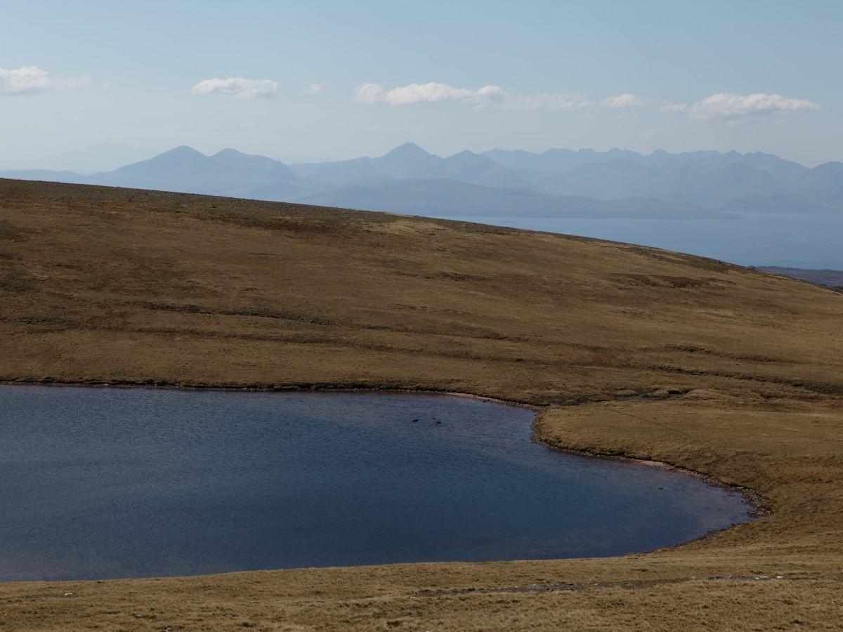 BB21 Loch op Beinn Bhan
