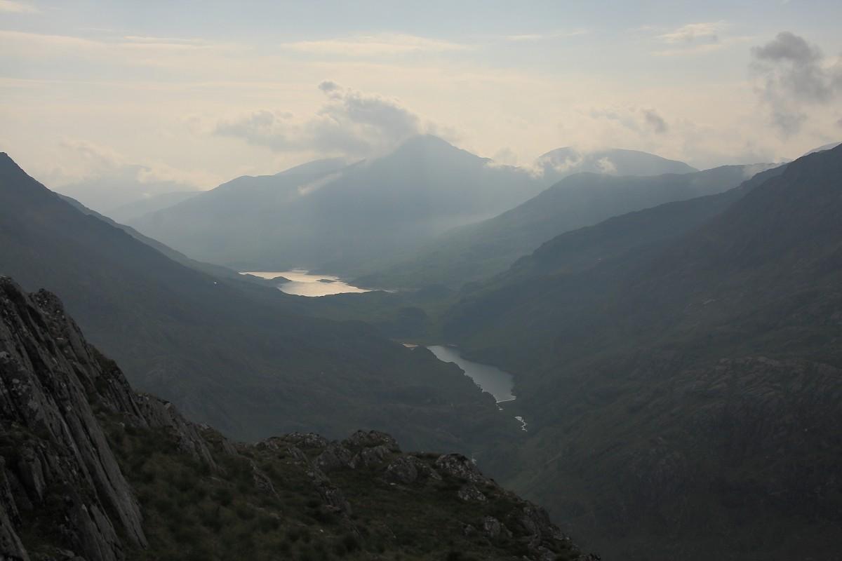 MB 22 zicht op Loch Quoich
