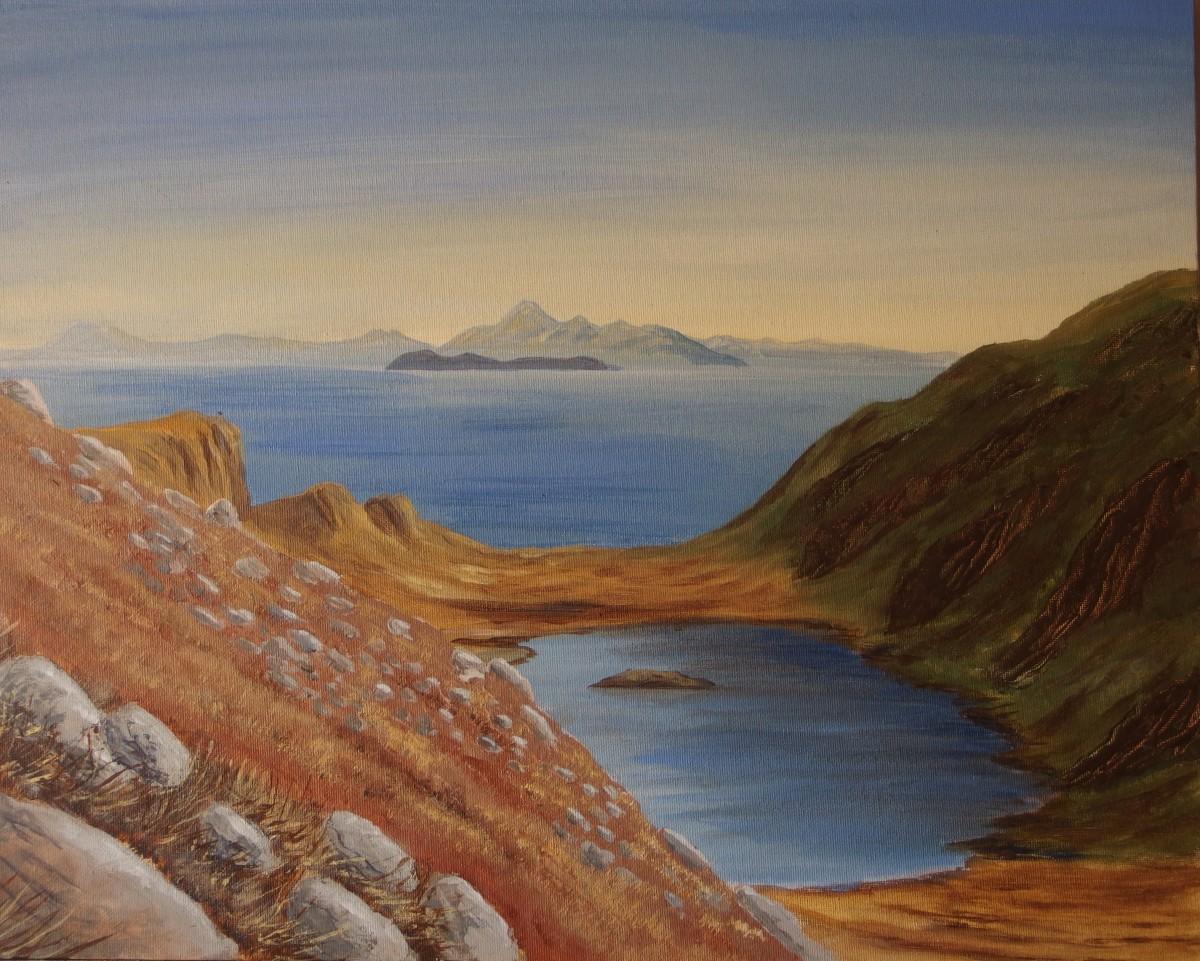 Glen Usinish  (South Uist)