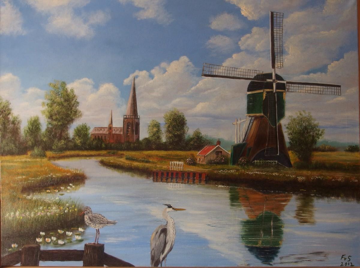Spengense molen